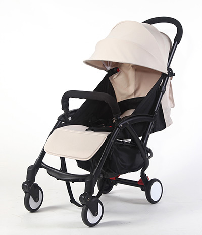 Baby stroller push chair buggy pram light weight small folded NB-BS498