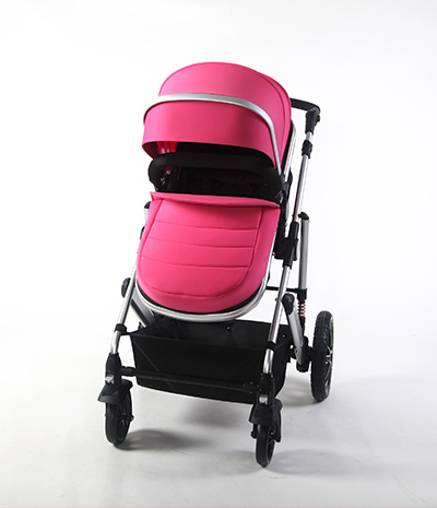Baby push chair stable chassis pram aluminum travel system 2 in 1 stroller carry cot  NB-BS102