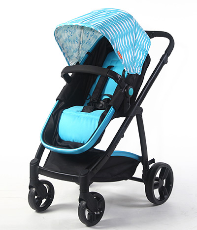 Baby push chair travel system 3 in 1 stroller pram aluminum high quality new NB-BS496