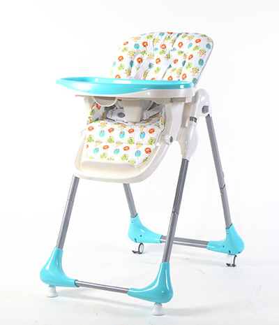 Baby high chair feeding wooden plastic child toddler eatting high quality NB-BH050A