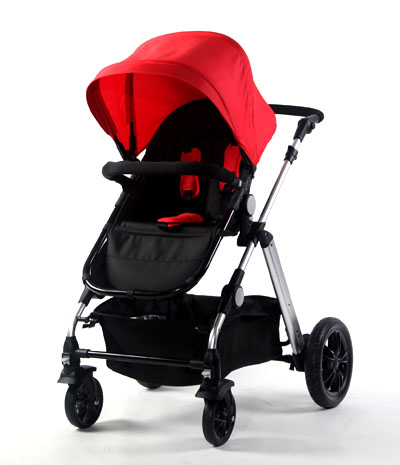 Baby trolly travel system 3 in 1 stroller pram aluminum high quality China NB-BS101