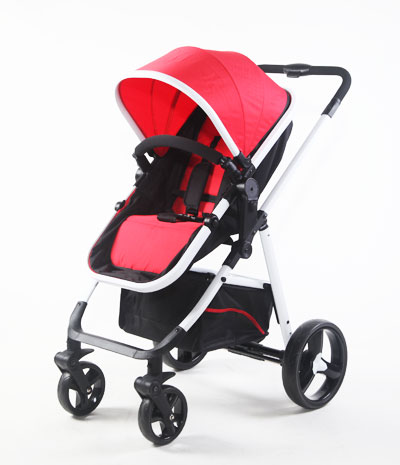Baby trolly travel system 3 in 1 stroller pram aluminum high quality China NB-BS508